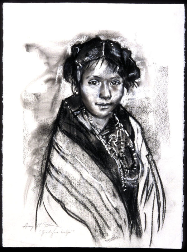 Girl from Walpai